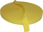 "Citron Yellow 1"" Plush FOE"